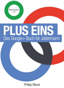 Cover Plus Eins: Das Google+ Buch
